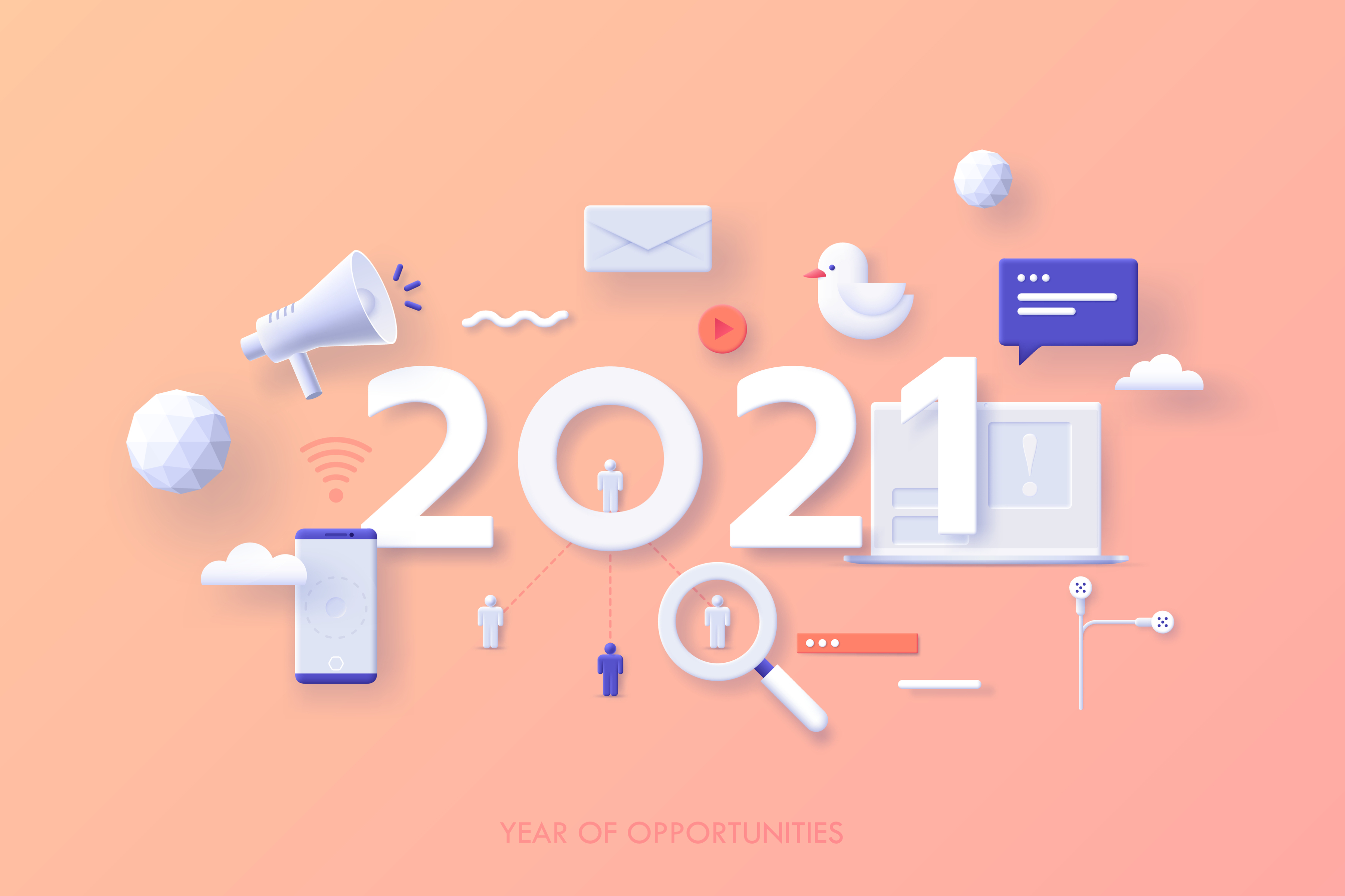 E-commerce trends in 2021