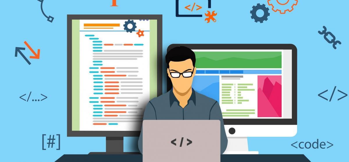 In gesprek met onze web ontwikkelaar