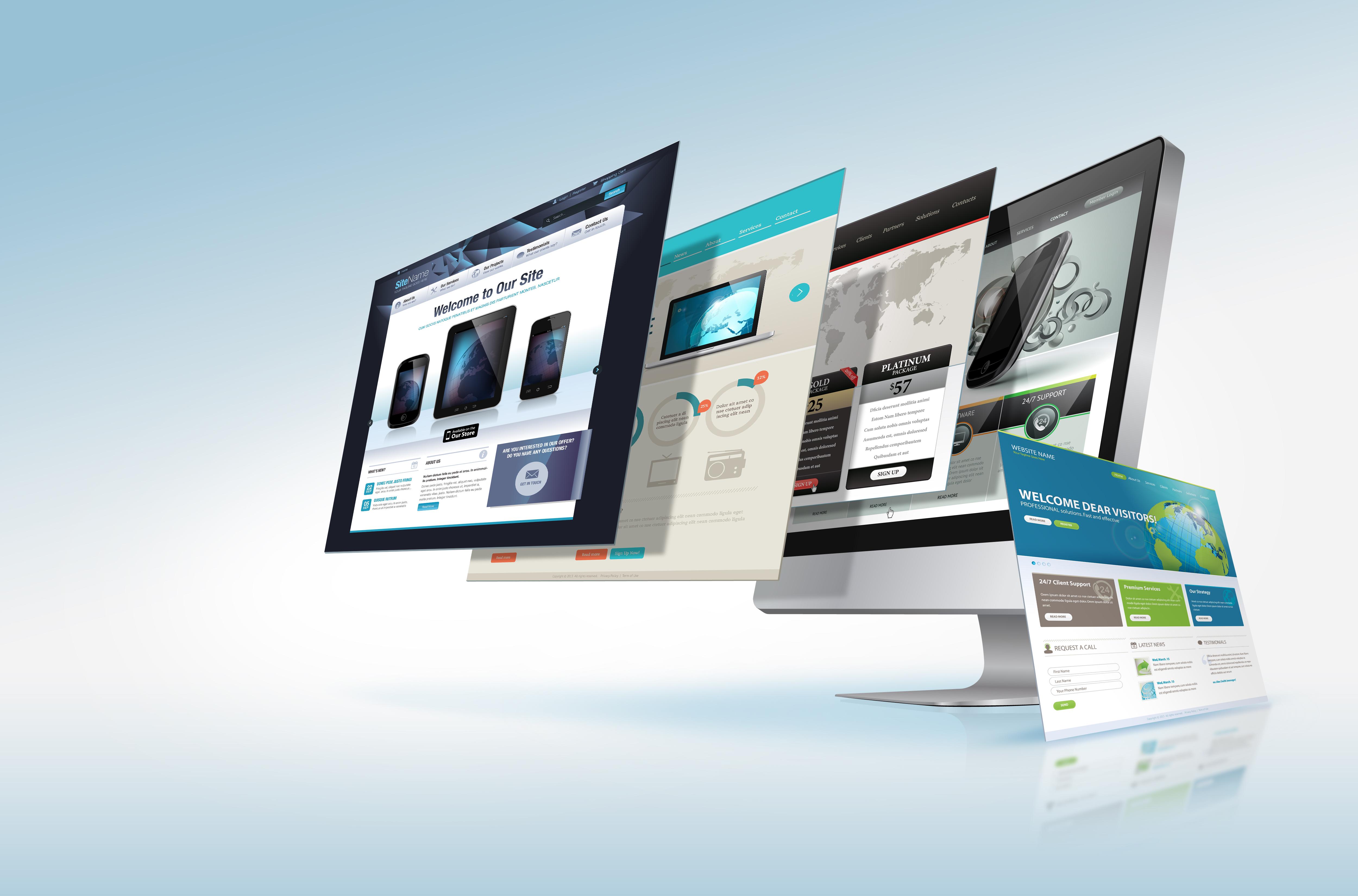 De navigatiestructuur van jouw website